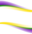 Mardi Gras abstract background vector image