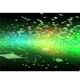 particles background vector image