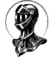 Medieval Shield vector image vector image
