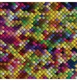 3D abstract background vector image