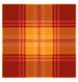 Red Tartan Plaid Pattern Design