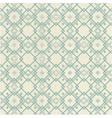 Square retro pattern vector image vector image