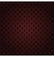 red metal background vector image