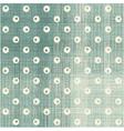 Textured circular repeating pattern vector image