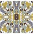 Traditional ornamental paisley bandanna vector image