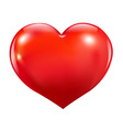 Big Heart Background vector image