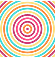 colorful vibrant pattern vector image