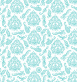 Seamless indian pattern based on traditional Asian vector image vector image