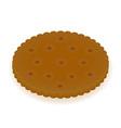 biscuit 08 vector image vector image