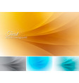 twist abstract background vector image vector image