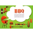 BBQ vector image