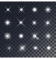 lighting effects vector image