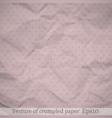 Paper textue vector image vector image