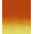 graffiti spray painted orange yellow gradient vector image