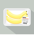 Banana Pack vector image