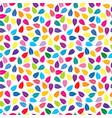 colorful background with colored leaves seamless vector image