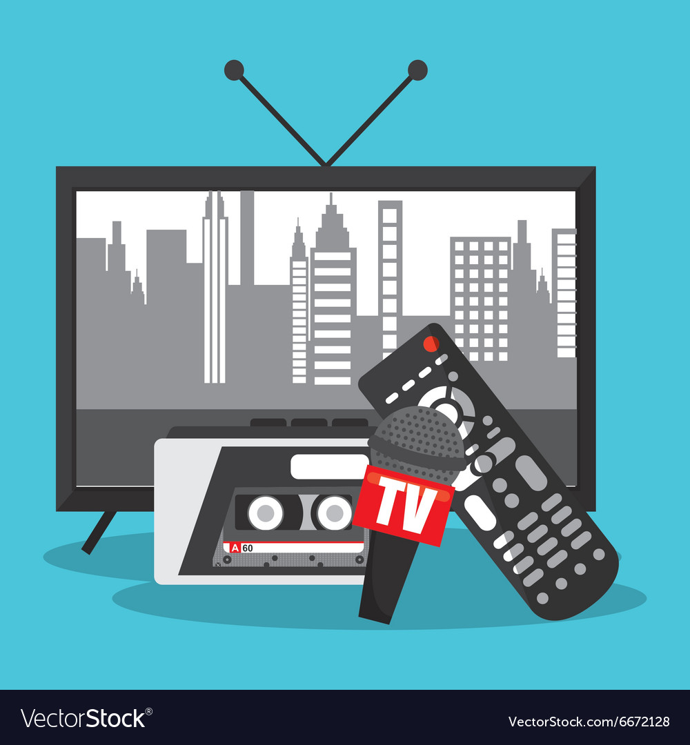 Tv and control design vector
