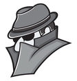 Spy icon2 vector image