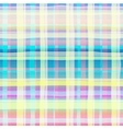 Seamless Abstract Scottish Plaid vector image vector image
