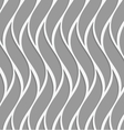 Perforated paper with wavy reticulated tile vector image