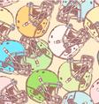 US Helmet vector image