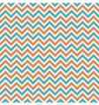 Colors chevron pattern background retro vintage vector image