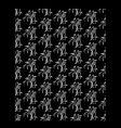 pattern design vector image vector image