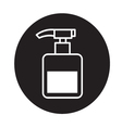 pump bottle icon vector image