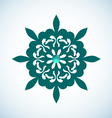 Snowflake Element vector image