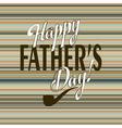 Fathers festivity vector image