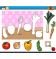 educational game for children vector image