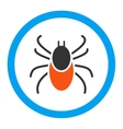 Mite Rounded Icon vector image