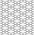 Seamless delicate pattern with swirls vector image vector image