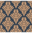 Retro dainty seamless pattern vector image vector image