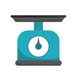 Weight icon Scale design graphic vector image