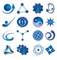 business symbols vector image vector image