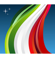 Mexico flag vector image