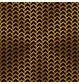 Background with Lozenge Pattern and Gold Texture vector image