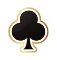 club card icon vector image