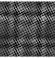 Background with Cross Pattern and Metal Texture vector image vector image