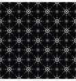 Seamless pattern of symbolic stars 2 vector image