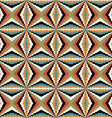 Seamless geometrical pattern vector image