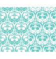 Set of seamless patterns - floral ornamental backg vector image vector image