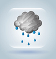 weather symbol vector image