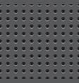 chrome metal texture vector image