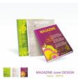 Magazines vector image