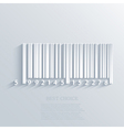 bar code background Eps10 vector image