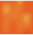 Orange Leather Background Texture vector image