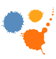 Splash Blob vector image