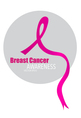 Breast cancer awareness pink ribbon healthcare and vector image